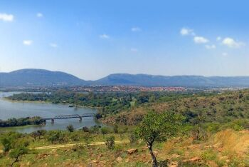 Hartbeespoort Dam, North West